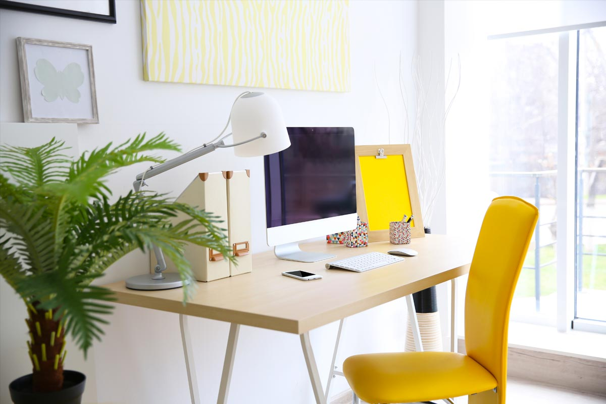 Rent an Office or Work from Home?